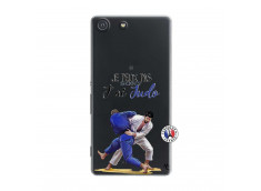 Coque Sony Xperia M5 Je peux pas j'ai Judo