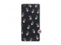 Coque Sony Xperia M5 Cactus Pattern