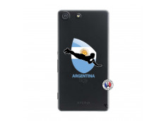 Coque Sony Xperia M5 Coupe du Monde Rugby-Argentina
