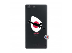 Coque Sony Xperia M5 Coupe du Monde Rugby-Japan