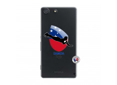 Coque Sony Xperia M5 Coupe du Monde Rugby-Samoa