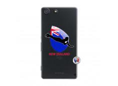 Coque Sony Xperia M5 Coupe du Monde Rugby- Nouvelle Zélande