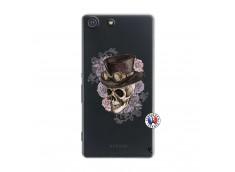 Coque Sony Xperia M5 Dandy Skull