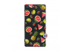 Coque Sony Xperia M5 Multifruits