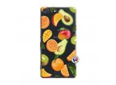 Coque Sony Xperia M5 Salade de Fruits