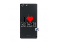 Coque Sony Xperia M5 I Love Maman