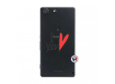 Coque Sony Xperia M5 I Love You