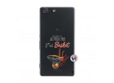 Coque Sony Xperia M5 Je Peux Pas J Ai Basket