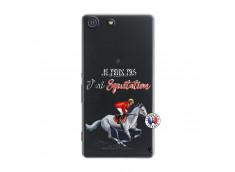 Coque Sony Xperia M5 Je Peux Pas J Ai Equitation