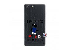 Coque Sony Xperia M5 Je Peux Pas J Ai Les Bleues Maillot