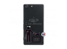 Coque Sony Xperia M5 Je Peux Pas Je Suis Veterinaire