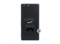 Coque Sony Xperia M5 Monsieur Mauvais Perdant