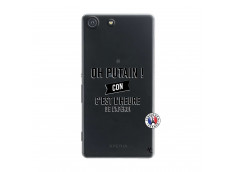Coque Sony Xperia M5 Oh Putain C Est L Heure De L Apero