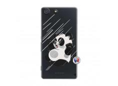 Coque Sony Xperia M5 Panda Impact