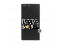 Coque Sony Xperia M5 Papa Poule