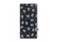Coque Sony Xperia M5 Petits Hippos
