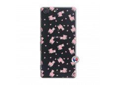 Coque Sony Xperia M5 Petits Moutons