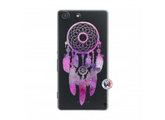 Coque Sony Xperia M5 Purple Dreamcatcher