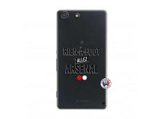 Coque Sony Xperia M5 Rien A Foot Allez Arsenal