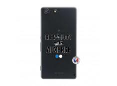 Coque Sony Xperia M5 Rien A Foot Allez Auxerre