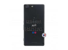 Coque Sony Xperia M5 Rien A Foot Allez Barcelone