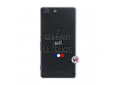 Coque Sony Xperia M5 Rien A Foot Allez La France