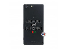 Coque Sony Xperia M5 Rien A Foot Allez Le Portugal