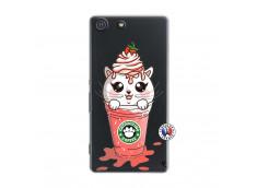 Coque Sony Xperia M5 Catpucino Ice Cream