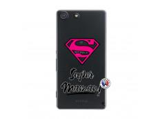 Coque Sony Xperia M5 Super Maman