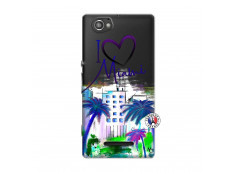 Coque Sony Xperia M I Love Miami