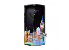 Coque Sony Xperia NEO L I Love London