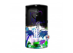 Coque Sony Xperia NEO L I Love Miami