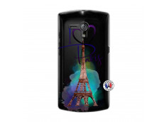 Coque Sony Xperia NEO L I Love Paris