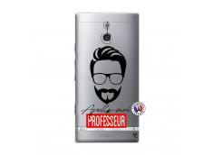 Coque Sony Xperia P Apelle Moi Professeur