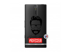Coque Sony Xperia S Apelle Moi Professeur
