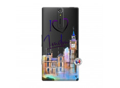 Coque Sony Xperia S I Love London