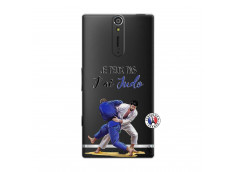 Coque Sony Xperia S Je peux pas j'ai Judo