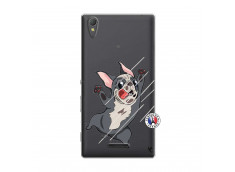 Coque Sony Xperia T3 Dog Impact
