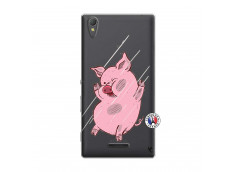 Coque Sony Xperia T3 Pig Impact