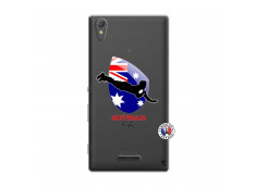 Coque Sony Xperia T3 Coupe du Monde Rugby-Australia