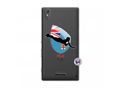 Coque Sony Xperia T3 Coupe du Monde Rugby Fidji
