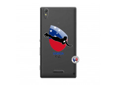 Coque Sony Xperia T3 Coupe du Monde Rugby-Samoa