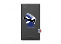 Coque Sony Xperia T3 Coupe du Monde Rugby-Scotland