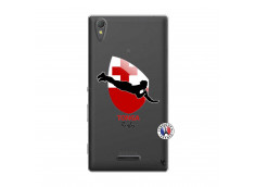Coque Sony Xperia T3 Coupe du Monde Rugby-Tonga