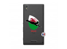 Coque Sony Xperia T3 Coupe du Monde Rugby-Walles