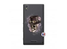 Coque Sony Xperia T3 Dandy Skull
