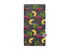 Coque Sony Xperia T3 Hey Cherry, j'ai la Banane