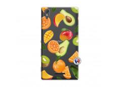 Coque Sony Xperia T3 Salade de Fruits