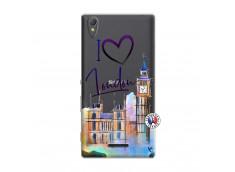 Coque Sony Xperia T3 I Love London