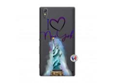Coque Sony Xperia T3 I Love New York
